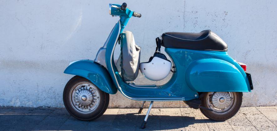vespa scooterrijbewijs kosten